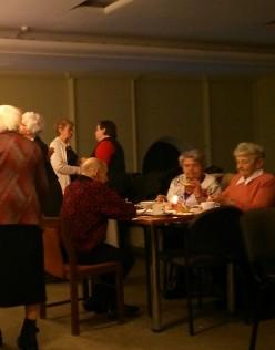 2014.12.16 - Śniadanie wigilijne w Klubie Seniora