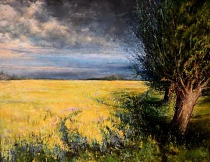 Antoni Długi - obraz