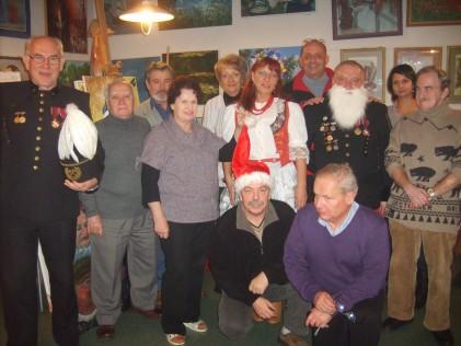 Barbórka'13 w pracowni Grupy Janowskiej