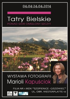 Mariola Kapuściok wystawa fotografii