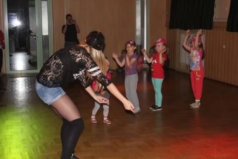 pokaz taneczny grupa rytmiki 2014
