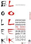 bOLEK I LOLEK - warsztaty - plakat - Kopia