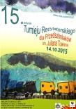 Turniej Recytatorski 2015 - plakat