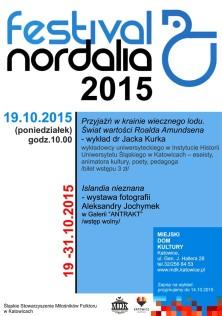 Nordalia 2015 - plakat - Kopia