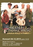 Angelo Kelly 2015 - plakat A3 - Kopia