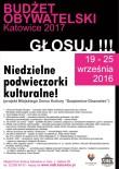 Budżet Obywatelski 2017 - plakat - Kopia