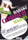 Babski COMBER 2017- plakat - Kopia