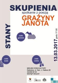 Stany skupienia - 2017 - plakat