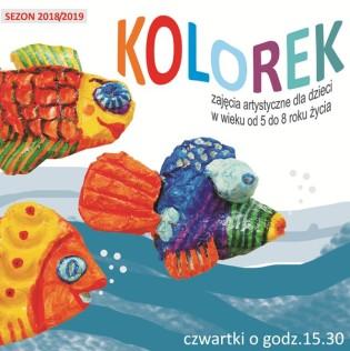 zajęcia stałe 2018-2019 - KOLOREK - Kopia