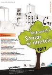 Katowicki Senior w mieście 2017 - plakat - Kopia