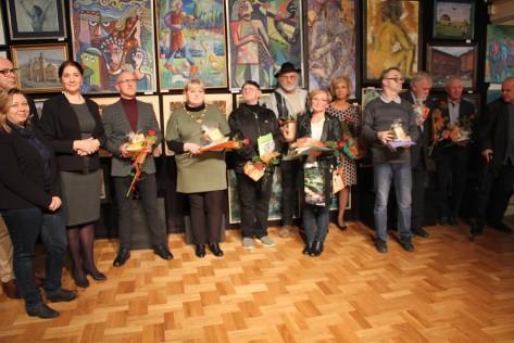 Wróbel 2019 laureaci