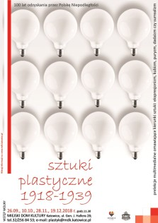 sztuki plastyczne 1918-1939 - prelekcje - Kopia