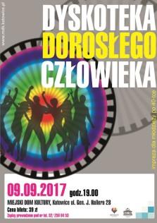 Dyskoteka 2018 - plakat - Kopia