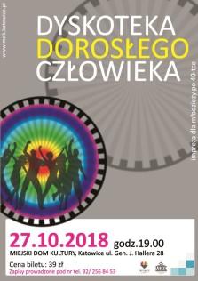 Dyskoteka - plakat - 2018.10 - Kopia