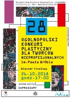 PLAKAT WRÓBEL2 - Kopia