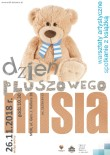dzień pluszowego misia 2018 - plakat