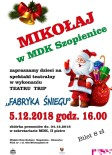 Plakat Mikołaj 2018