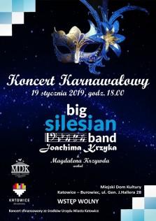koncert karnawałowy BigSilesianBand - Kopia