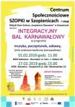 plakat szopki bal integracyjny pdf - Kopia
