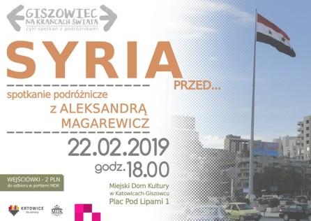 SYRIA -platat A4 _ Giszowiec na krancach - Kopia