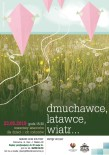 Dmuchawce, latawce, wiatr - plakat - Kopia