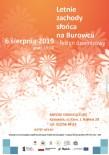 Burowieckie zachody słońca 2019 - plakat