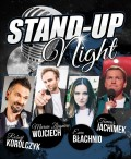 plakat stand up 2