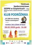 plakat szopki LUTY20 PODRÓŻ strona