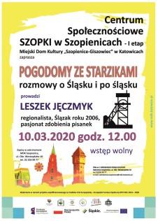 szopki plakat marzec 2020 starziki strona