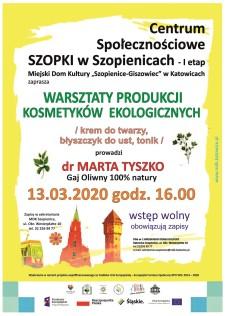szopki plakat marzec 2020KOSMETYKI strona