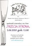 Plakat Lekki Teatr  Przenośny strona 1