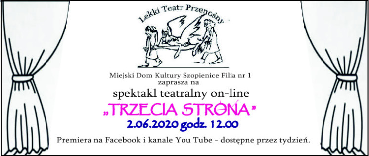 slajder Lekki Teatr Przenośny