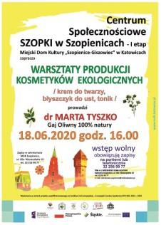 szopki plakat kosmetyki2020