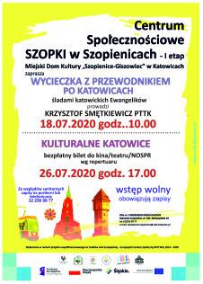 szopki plakat wyci.i kino2020