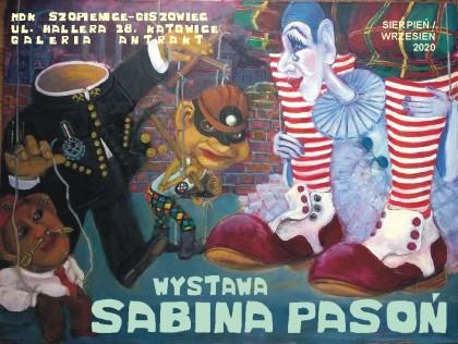 Sabina Pasoń plakat