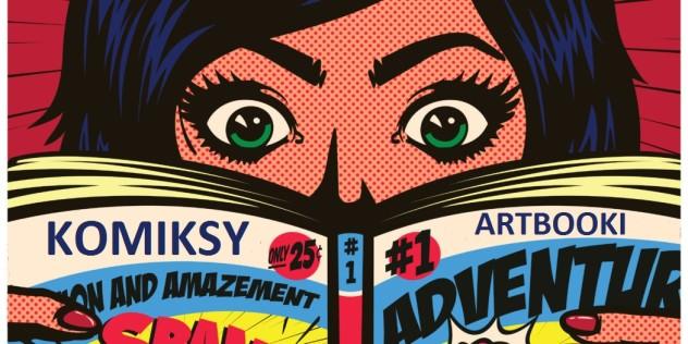 komiksy i artbooki