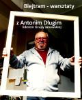 Antoni Długi warsztaty 2021 plakat