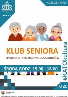 Plakat klub seniora wg.standaryzacji na stronę